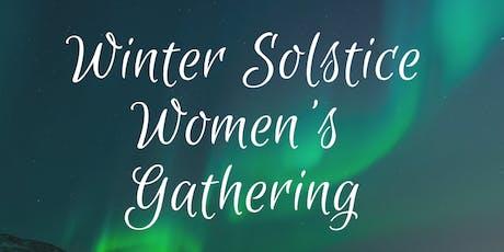 Winter Solstice Women's Gathering tickets