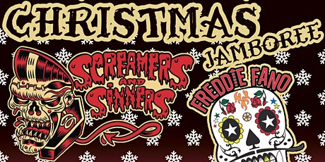 Cocodrilo Negro Christmas Jamboree tickets