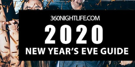 DC NYE Parties | The Best New Year's Eve Guide in Washington DC 2019-2020 tickets