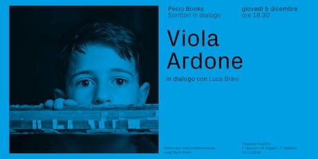 Viola Ardone: Il treno dei Bambini | Pecci Books biglietti