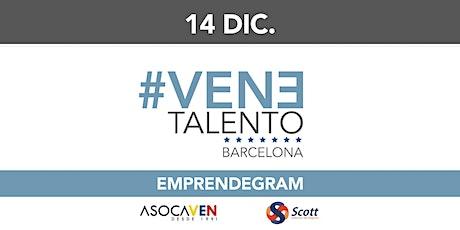 EMPRENDEGRAM Venetalento - Instagram y otras redes sociales para pequeños negocios de venezolanos.  entradas