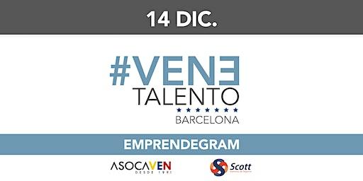 EMPRENDEGRAM Venetalento - Instagram y otras redes sociales para pequeños negocios de venezolanos.