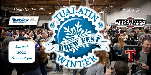Tualatin Winter Brew Festival 2020