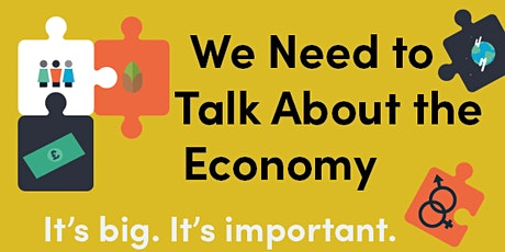 Talking about the economy in your communities tickets