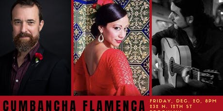Cumbancha Flamenca tickets