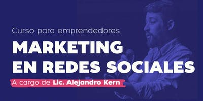 CURSO PARA EMPRENDEDORES. MARKETING EN REDES SOCIALES