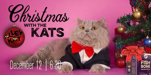 Christmas Dinner with the Kats