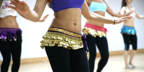 Weekly Egyptian bellydance classes (dic-jan) tickets