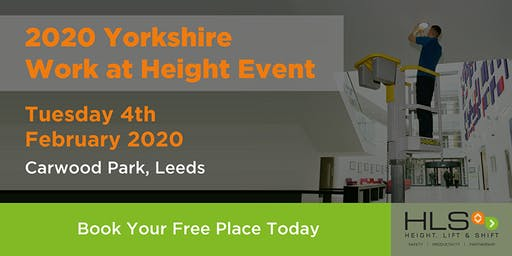 2020 YORKSHIRE WORK AT HEIGHT EVENT