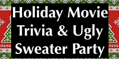 The ugliest of sweater parties tickets