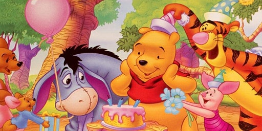 Winnie the Pooh Day Afternoon Tea Party