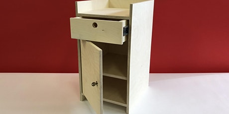 Plywood and Power Tools: Joinery + Hardware tickets