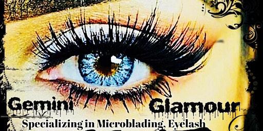 D.M.V 1Day Certified Microblading ,Indiviual Eyelashing & Permanent Makeup