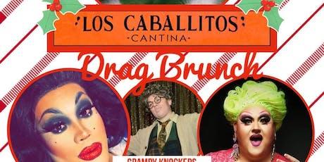 Cantina Los Caballitos Drag Brunch Holiday Edition tickets