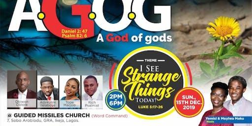 A GOD of gods (A.G.O.g)