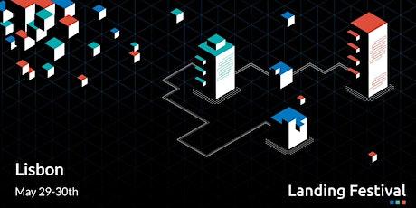 Landing Festival Lisbon 2020 bilhetes