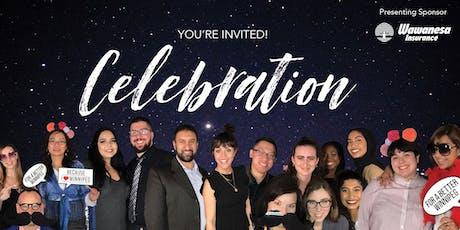 Celebration 2019 tickets