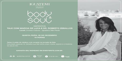 Body&Soul Inspiration - Curso com Márcia De Luca