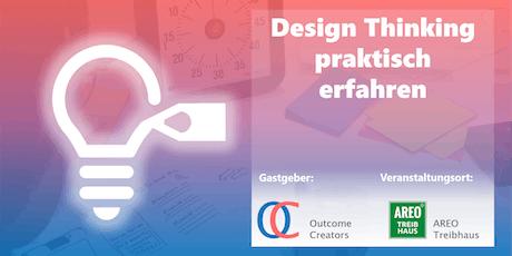 Design Thinking praktisch erfahren Tickets