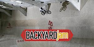 Backyard Jam BMX Amateur final - Adrenaline Alley,...