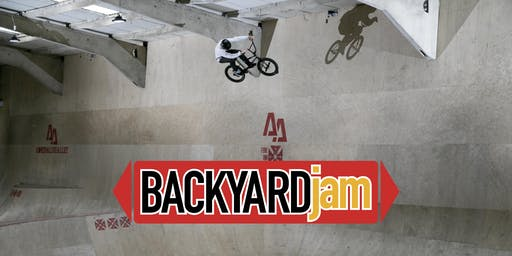 Backyard Jam BMX Amateur final - Adrenaline Alley, Corby