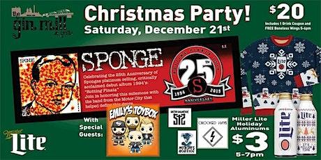 Sponge's 25th Album Anniversary Show tickets