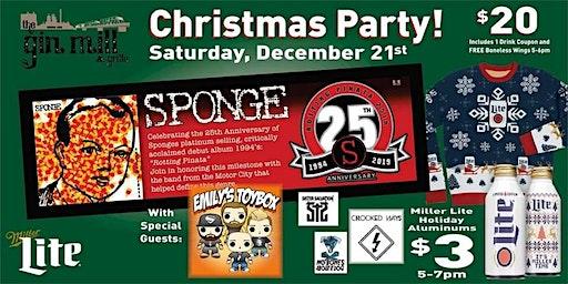 Sponge's 25th Album Anniversary Show