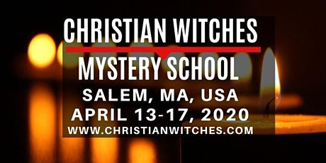 Christian Witches Mystery School - SALEM tickets