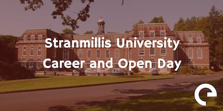 Stranmillis University Career and Open Day tickets
