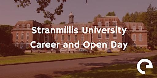 Stranmillis University Career and Open Day