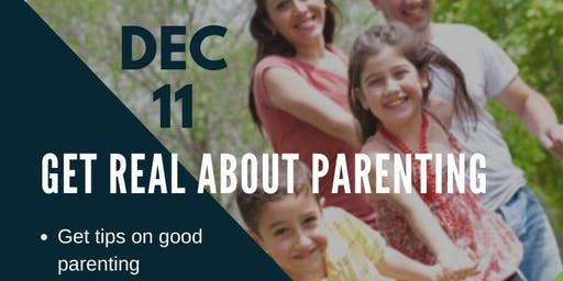 Get real about parenting