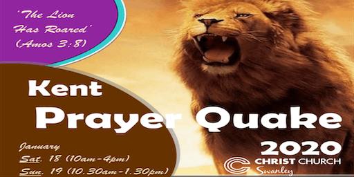 Kent Prayer Quake 2020