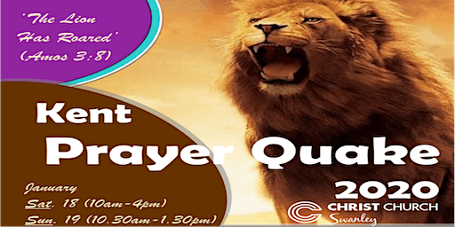 Kent Prayer Quake 2020
