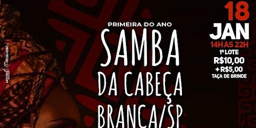 CABEÇA BRANCA - PRIMEIRA DO ANO
