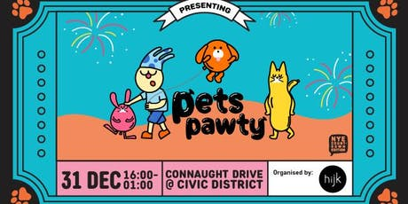 Pets' Pawty - NYE Countdown Edition tickets
