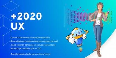 """+2020 UX: """"Transformando el aula"""""""