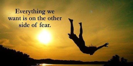 Darren Miller's Transcending Fear: Courage into Confidence tickets