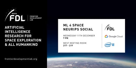 ML 4 Space @ NeurIPS tickets