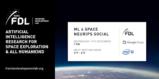 ML 4 Space @ NeurIPS