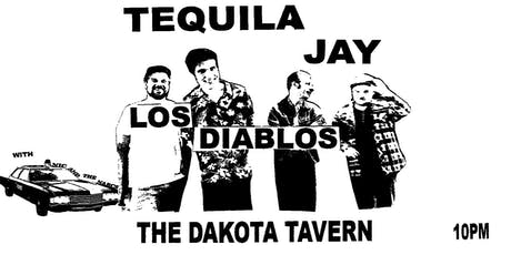 Tequila Jay and Los Diablos with Nic and The Narcs tickets