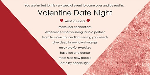 Valentine Date Night Utrecht