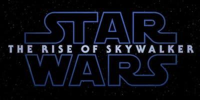 Star Wars Movie Fundraiser