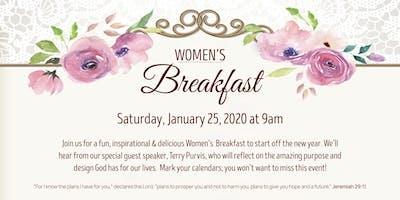 Women of Purpose and Power Breakfast