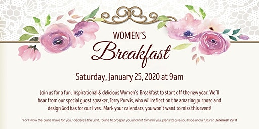 Women of Purpose and Power Breakfast
