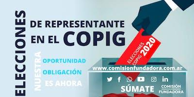 Elecciones COPIG - Representación Higiene, Seguridad y Medio Ambiente