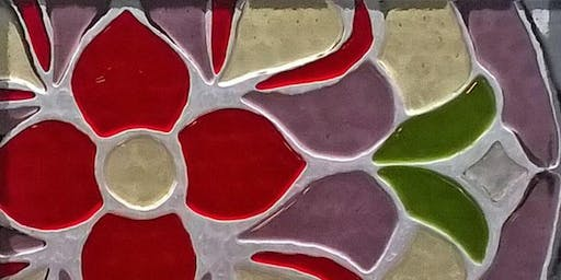 Glass workshop: make your own glass mandala 25th January