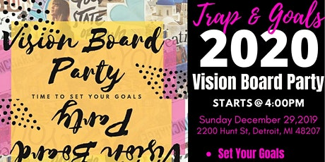 Trap & Vision Board Party tickets