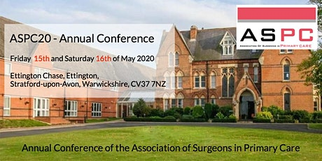 ASPC 2020 Conference - Member Bookings tickets