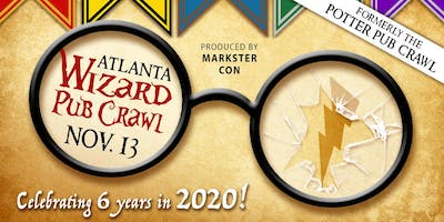 Wizard Pub Crawl (Atlanta, GA - 2020)