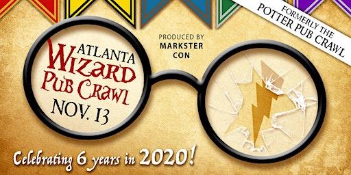 Wizard Pub Crawl (Atlanta, GA - 2020)